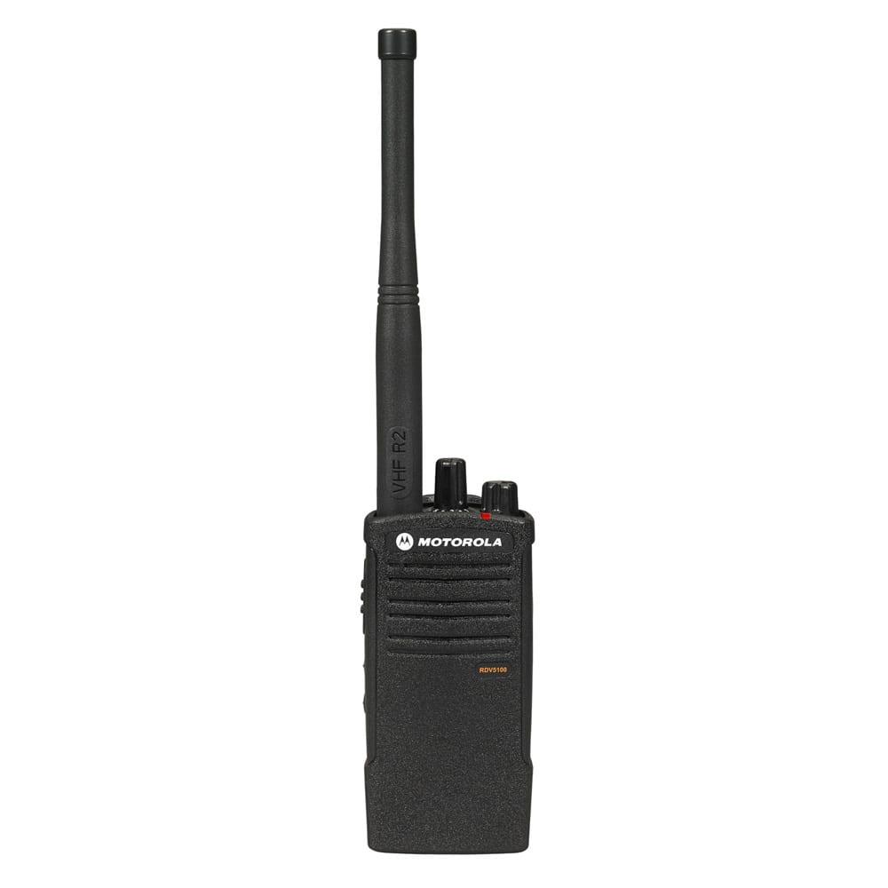 Motorola RDV5100 Two-Way VHF Radio