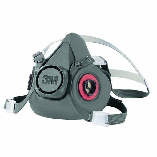 3M™ 6300 Half Facepiece Reusable Respirator, Large