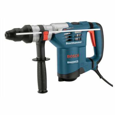 Bosch RH432VCQ 1-1/4 In. SDS-Plus Rotary Hammer with Quick-Change Chuck System