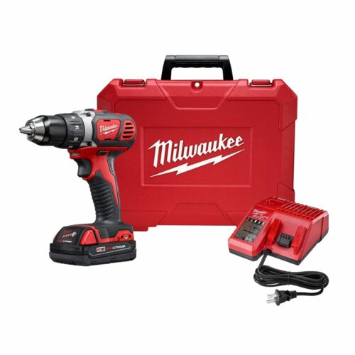 """Milwaukee 2606-22CT M18™ Compact 1/2"""" Drill Driver Kit"""