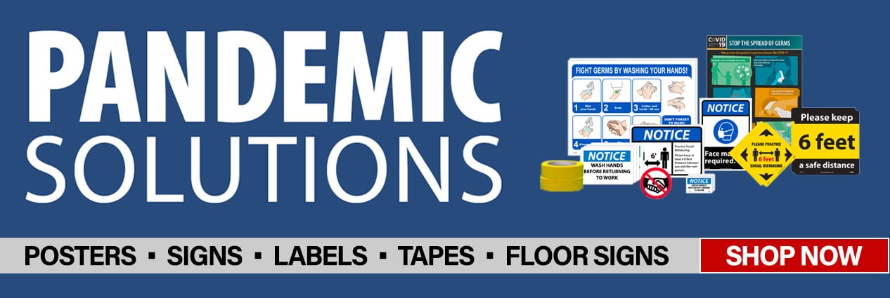 Pandemic solutions promo banner